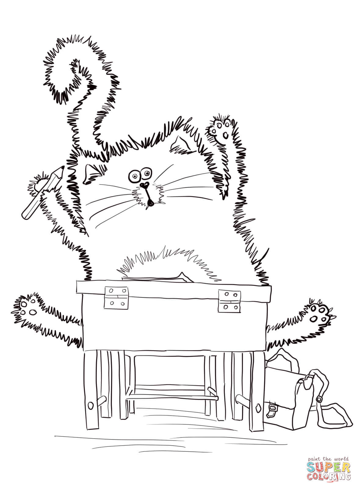 1173x1600 Guess How Much I Love You Coloring Pages Splat The Cat Back