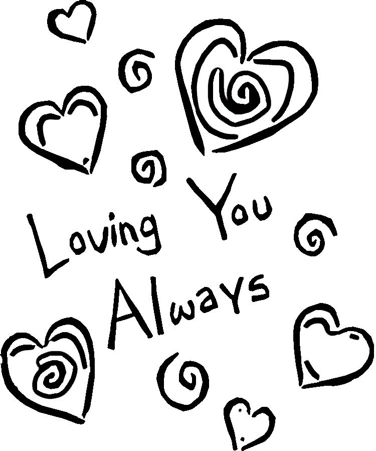 750x899 I Love You Coloring Pages Awesome Coloring Pages I Love You Az