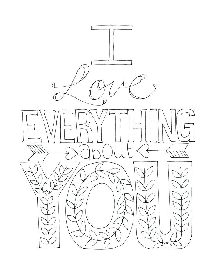 736x952 Love You Coloring Pages Coloring Pages Love I Love You Coloring