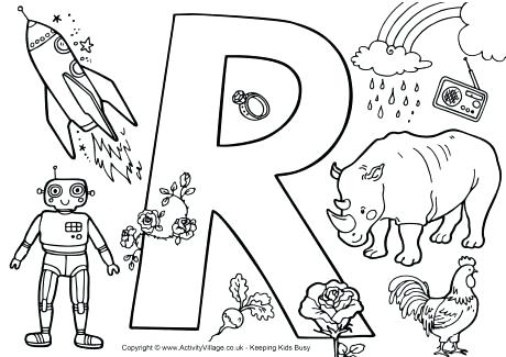 460x325 Spy Coloring Page I Spy Alphabet Colouring Page R Spy Gadgets