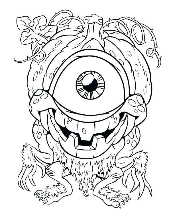 600x769 Eyeball Coloring Pages Eyes Coloring Pages Eyeball Coloring Page