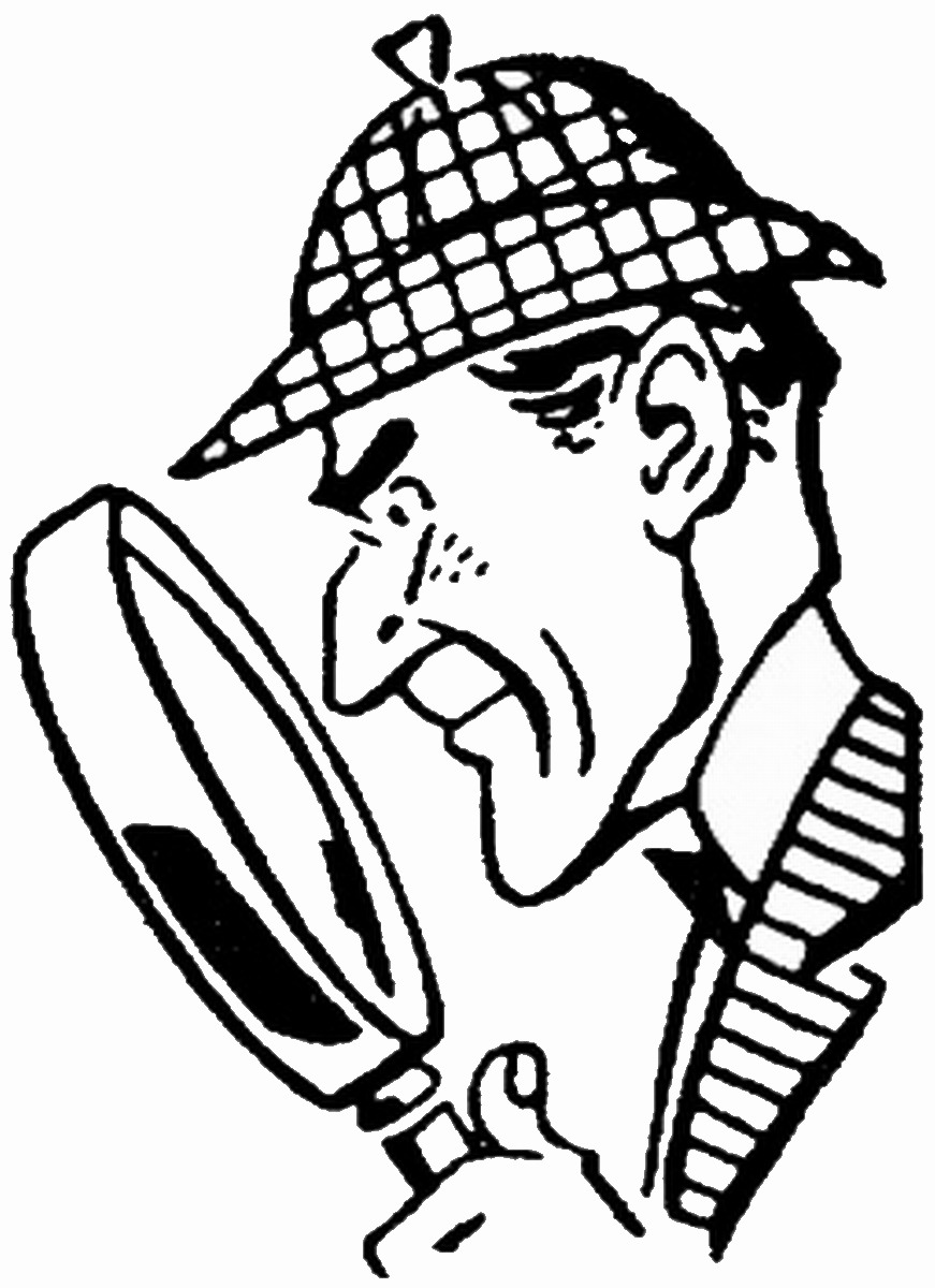871x1200 Spy Coloring Pages