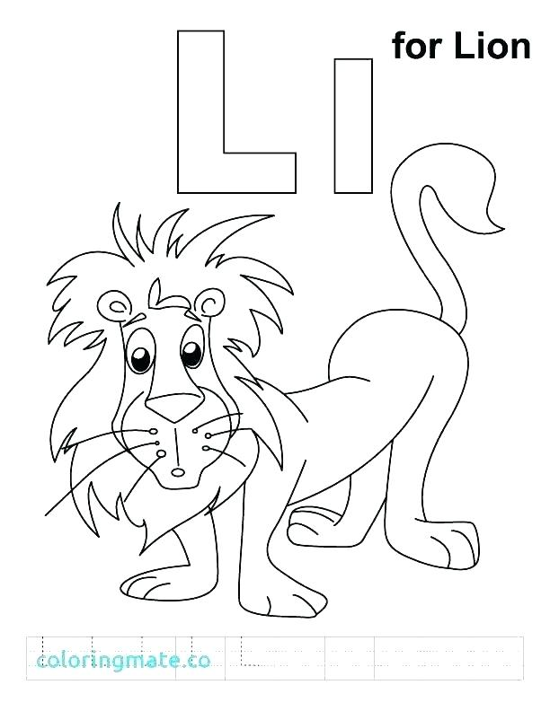 612x792 Letter K Coloring Page Icontent