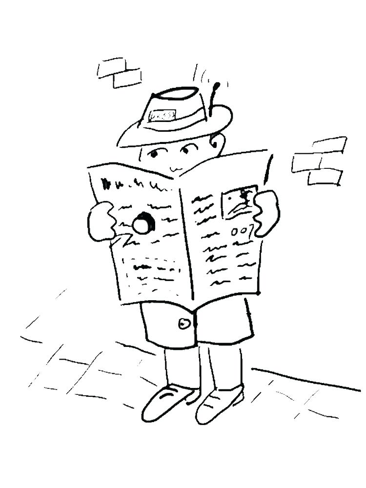 750x1000 Spy Kids Coloring Pages
