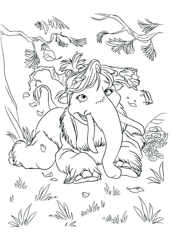 600x841 Ice Age Colouring Sheets Coloring Pages Page And Daughter
