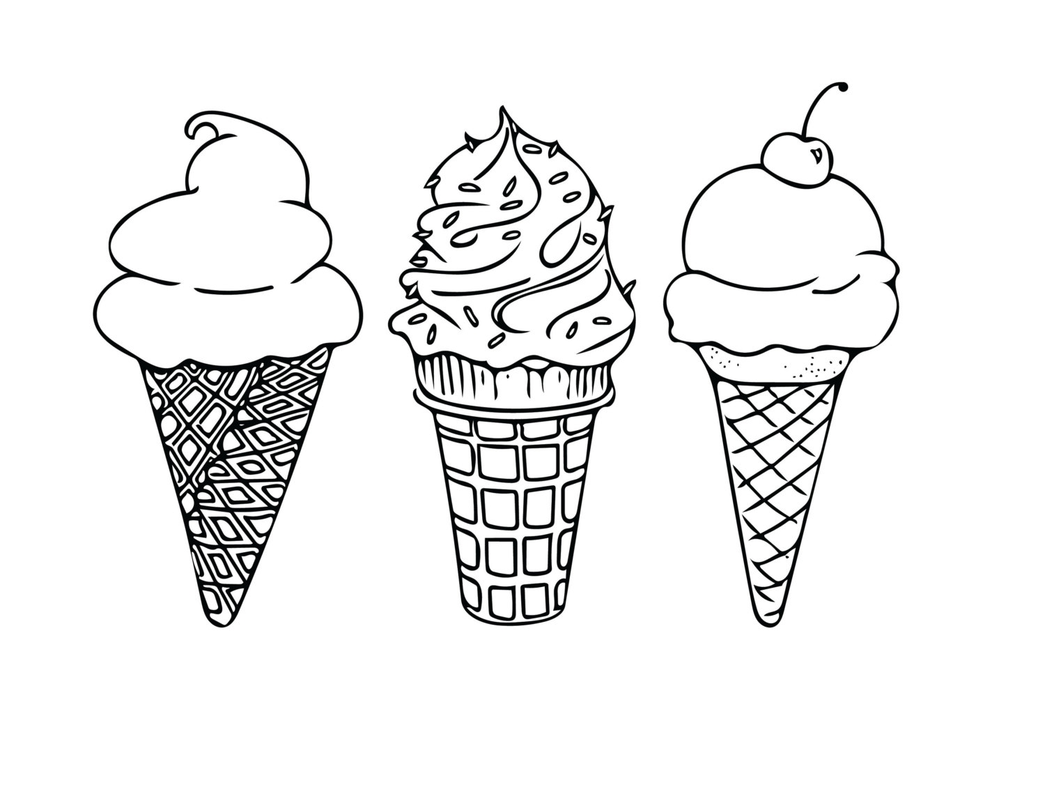 1500x1159 Fresh Ice Cream Coloring Sheets Gulfmik Free Coloring