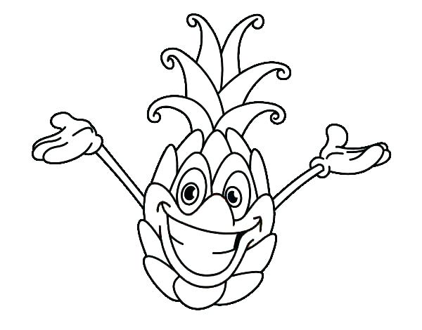 600x470 Ice Cream Scoop Coloring Pages Online Hard Smiling From Page