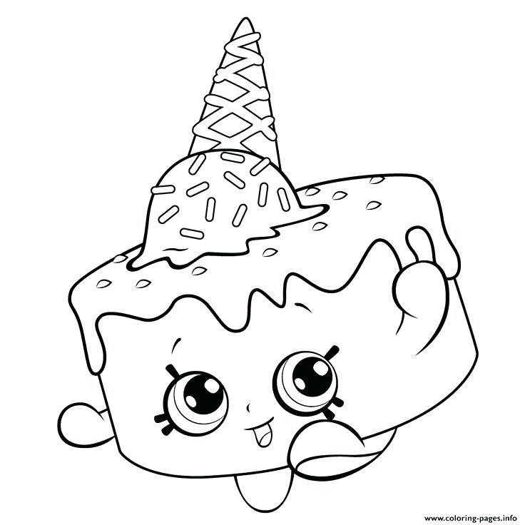 736x736 Ice Cream Sundae Coloring Page Print Ice Cream Coloring For Free