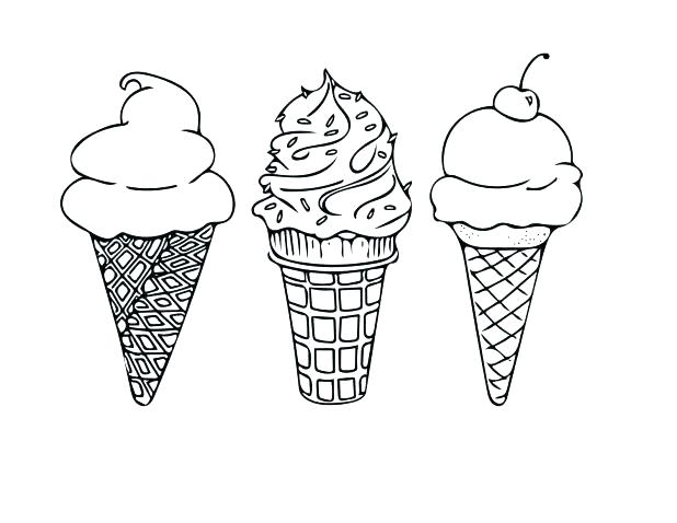 618x478 Ice Cream Sundae Coloring Pages Ice Cream Sundae Coloring Sheet