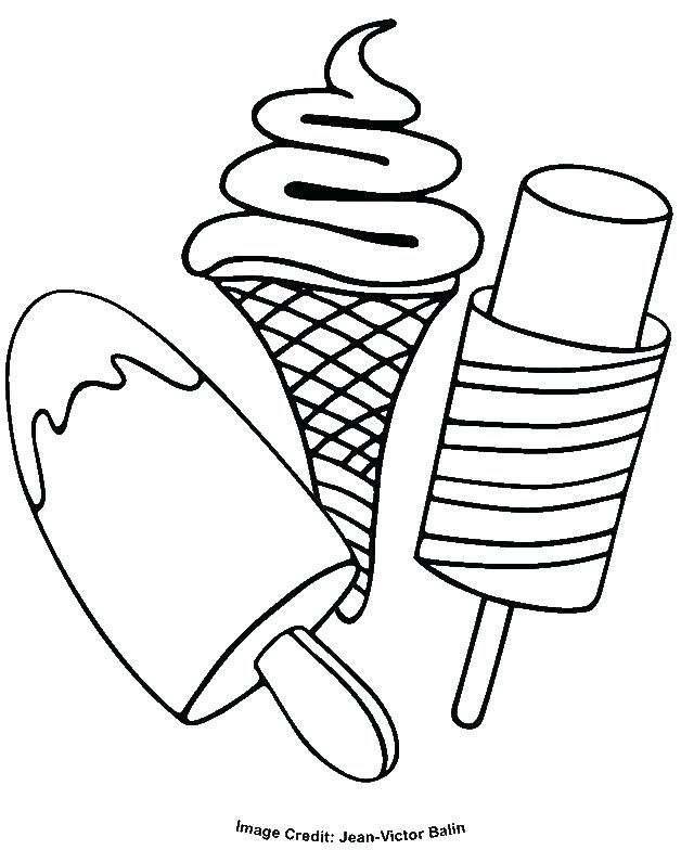 628x796 Having Ice Cream Coloring Page Animal Pages Of Having Ice Cream
