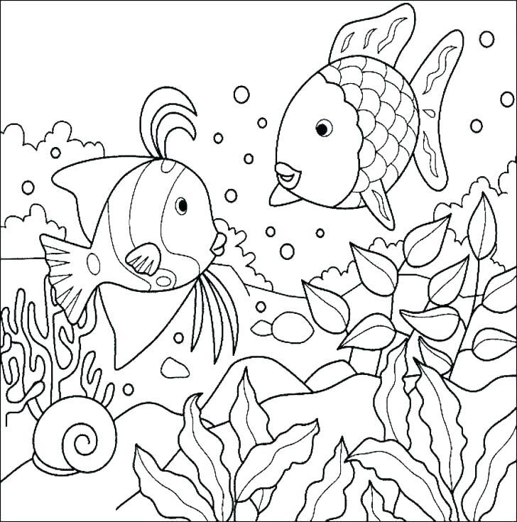 728x735 Fishing Coloring Page Fishing Coloring Page Ice Fishing Coloring