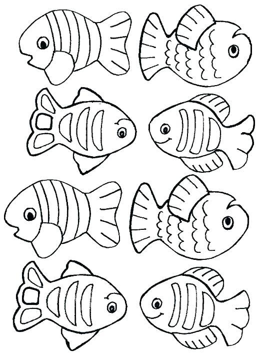 540x709 Fishing Coloring Pages Fishing Coloring Pages Printable Fish