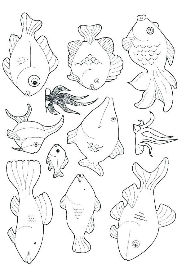 600x882 Fishing Coloring Pages Fishing Target Bass Fish Coloring Pages
