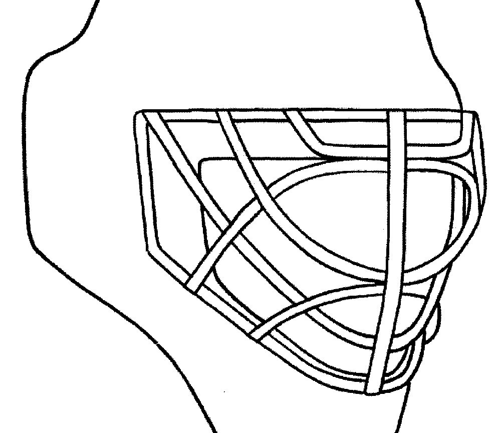 1000x864 Nhl Coloring Pages Hockey Of Sidney Crosby Online Goalie Boston