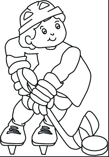 348x500 Nhl Coloring Pages Logo Coloring Pages Hockey Coloring Pages