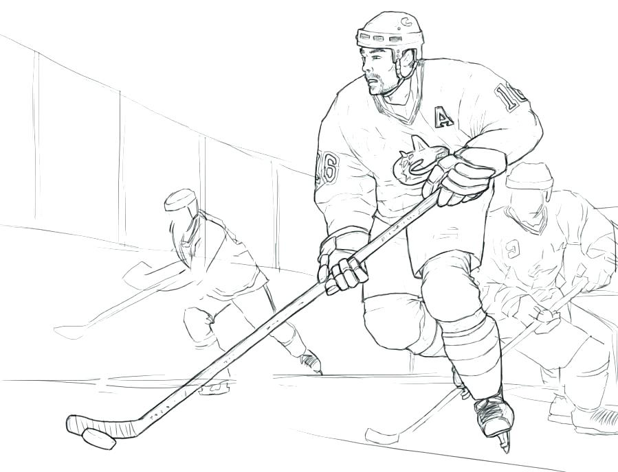 899x688 Ninja Turtles Coloring Pages Hockey To Print Goalie Murs