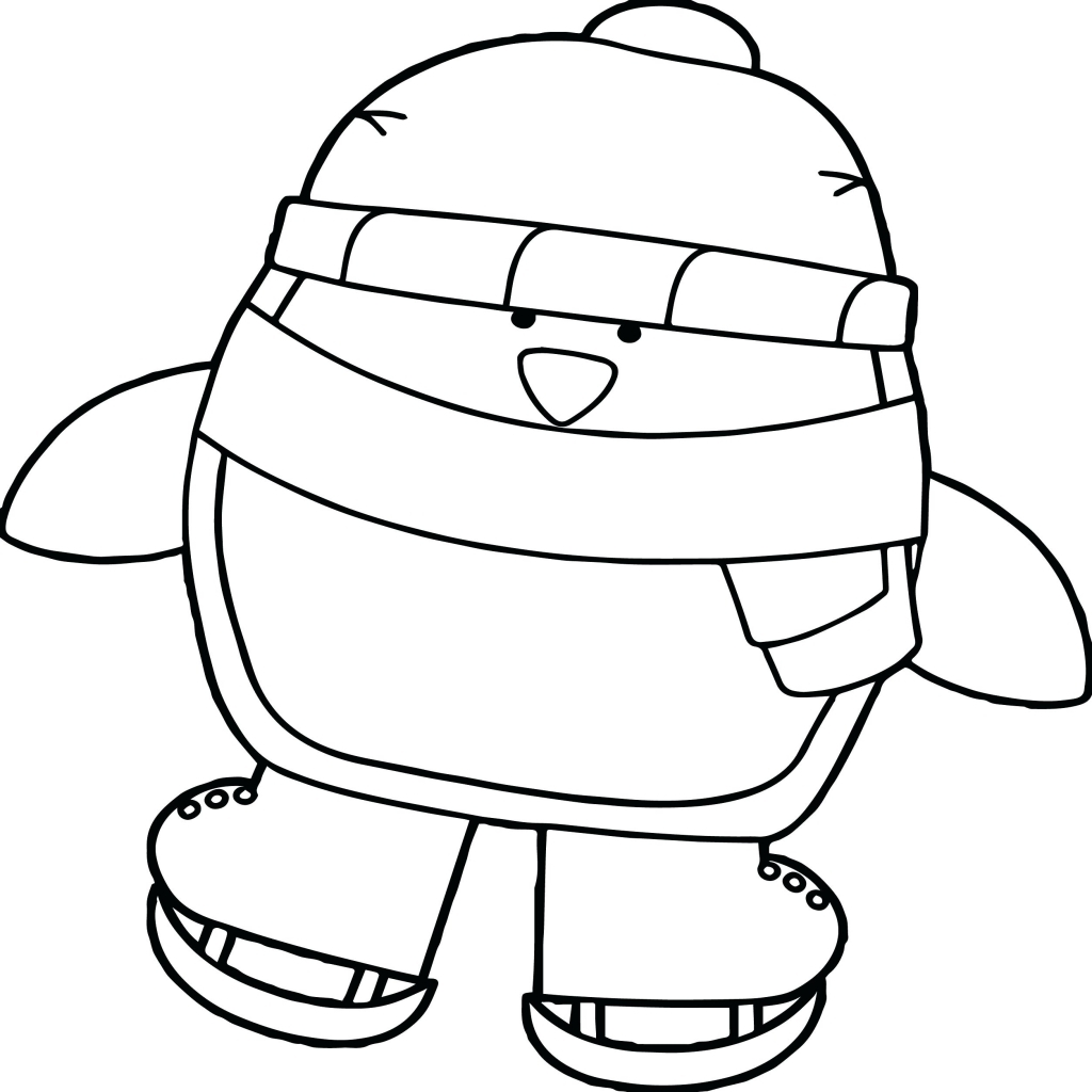 1024x1024 New Ice Skating Coloring Pages To Print Lerico In The Most Best