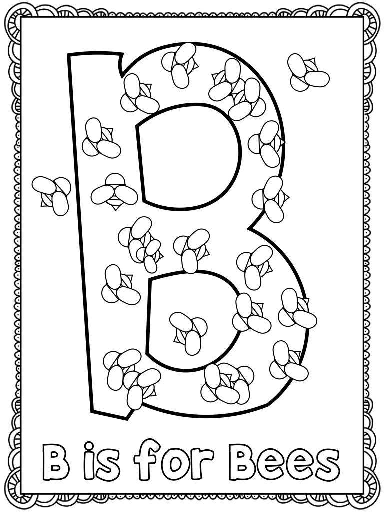 768x1024 Coloring Pages Archives Kindergarten Nation