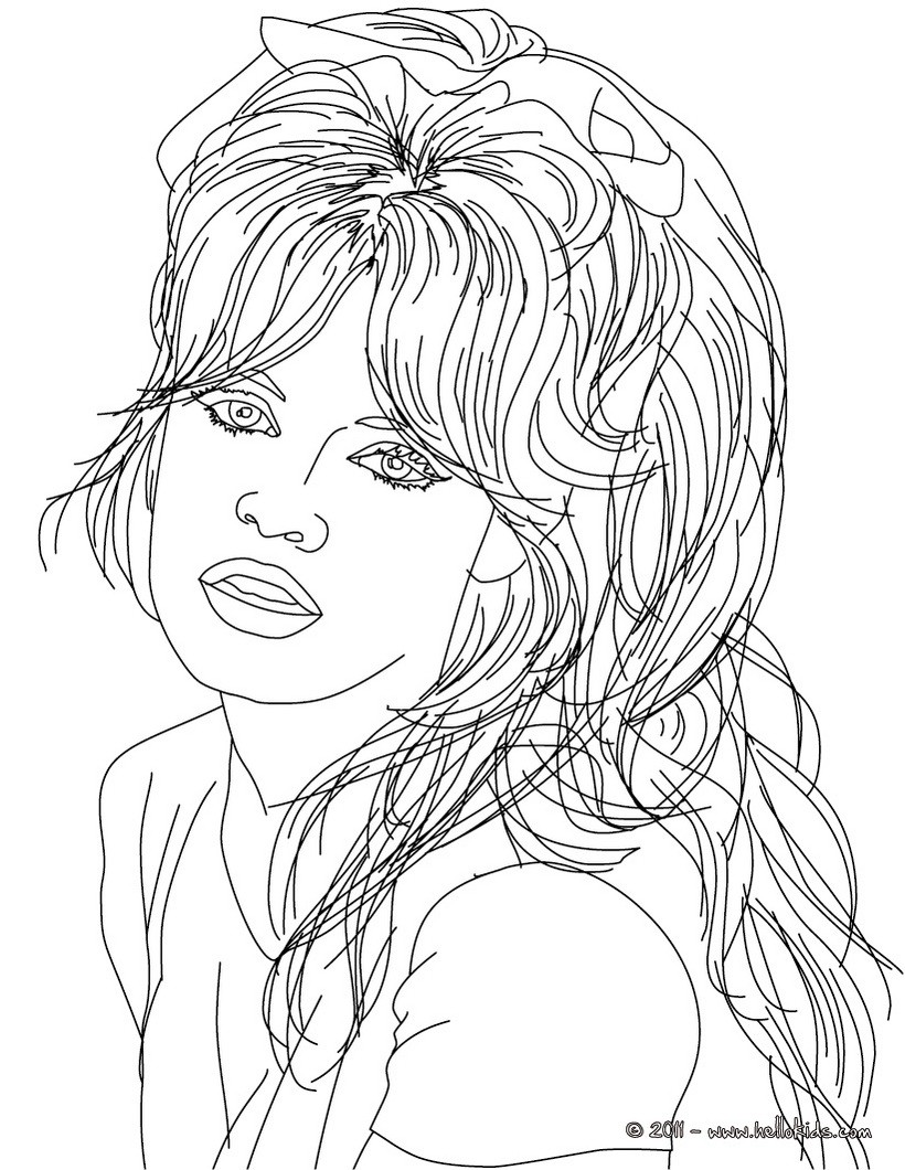 820x1060 Brigitte Bardot French Icon Coloring Pages
