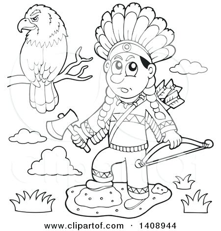 450x470 Icp Hatchet Man Coloring Pages Royalty Free Illustrations Vector