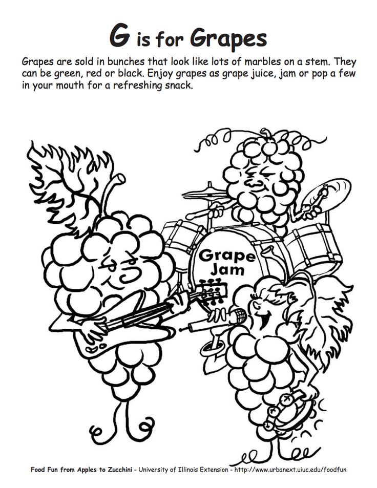 The best free Nutrition coloring page images. Download from 81 free ...