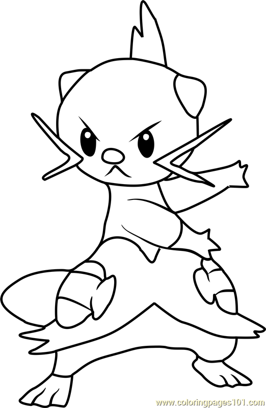Igglybuff Coloring Pages at GetDrawings   Free download