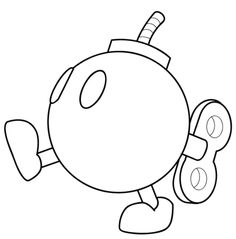 236x239 Iggy Koopa Play Coloring Pages Kid's Party Ideas