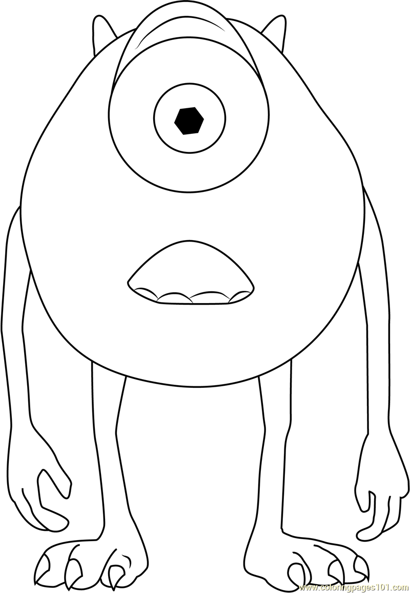 800x1156 Iggy Moshi Monsters Coloring Page Printable Pages Click