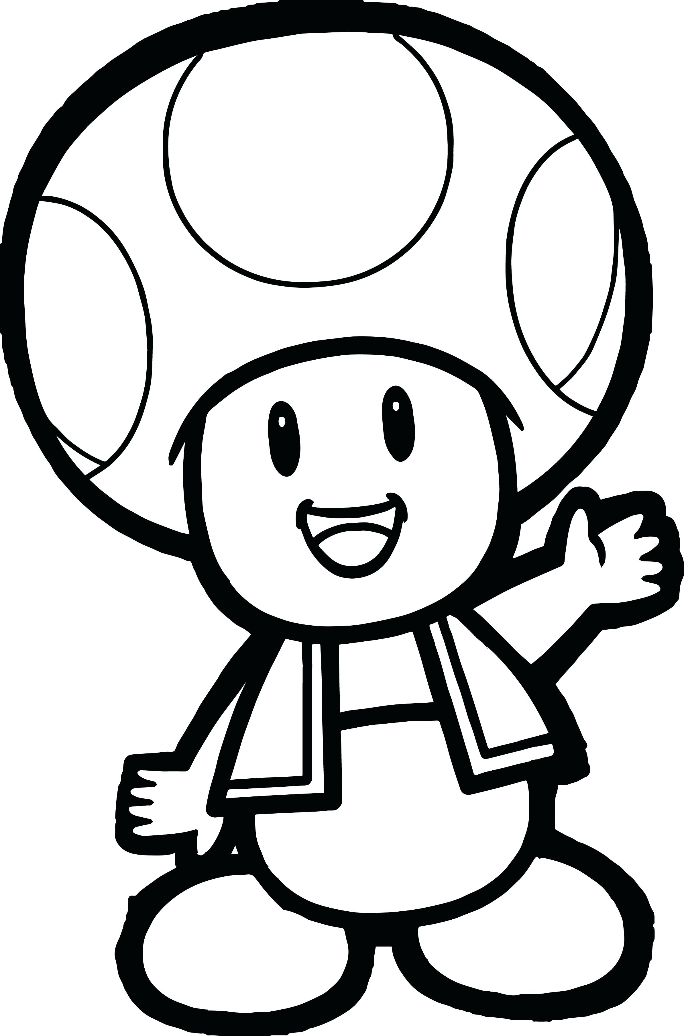 2388x3615 Old Fashioned Super Mario Coloring Page Mold
