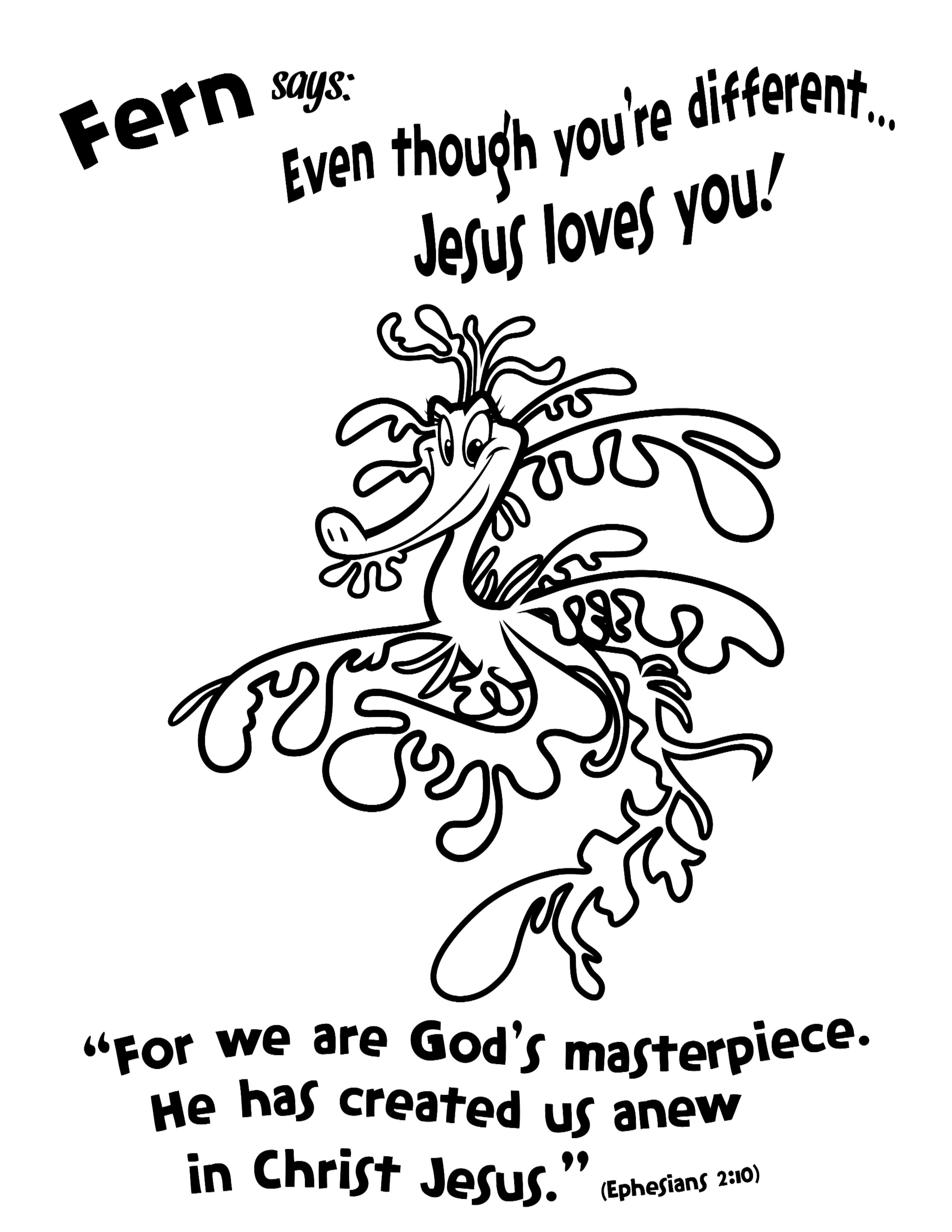 2550x3300 The Best Coloring Pages For Weird Vbs Printable Pic Of Animal