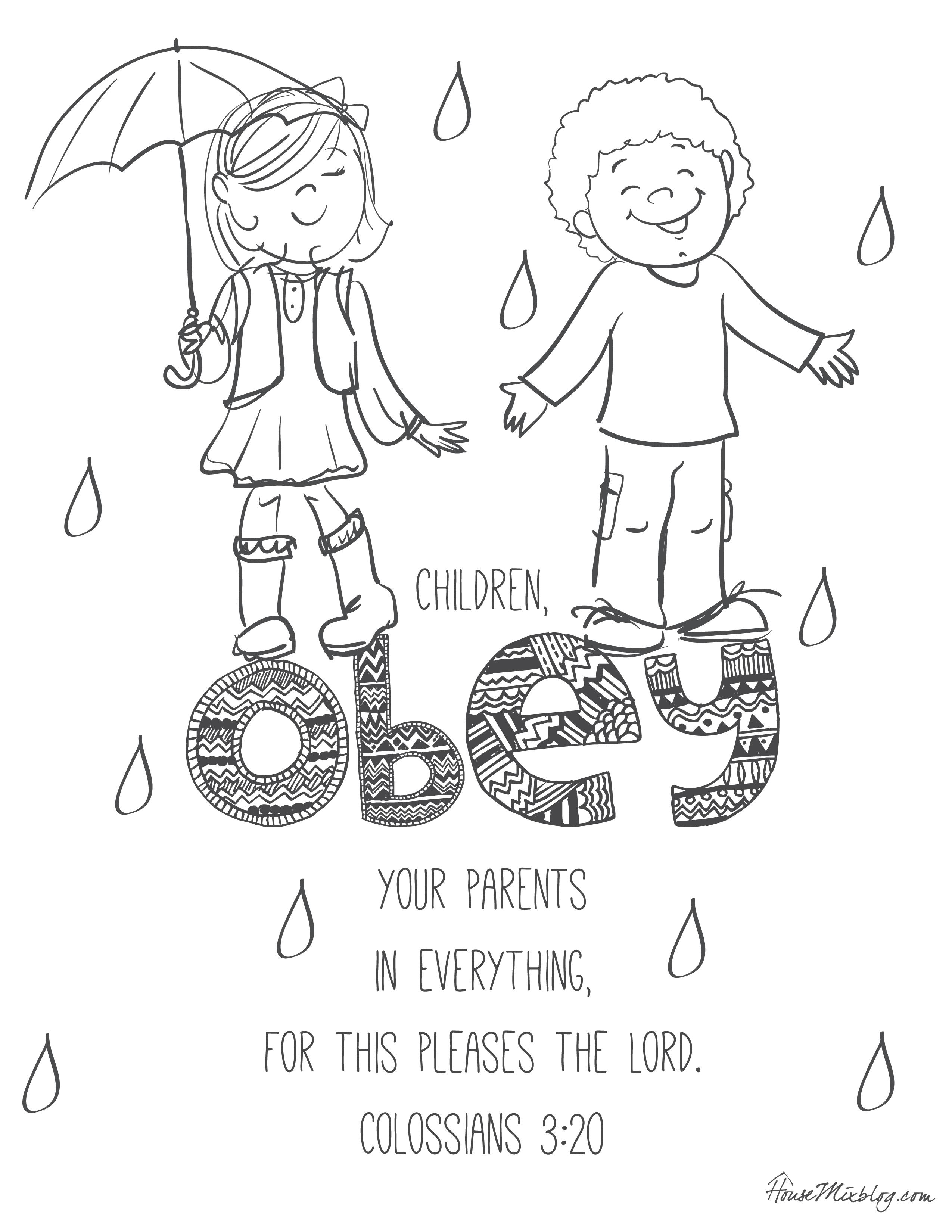2550x3300 Bible Verses To Teach Kids