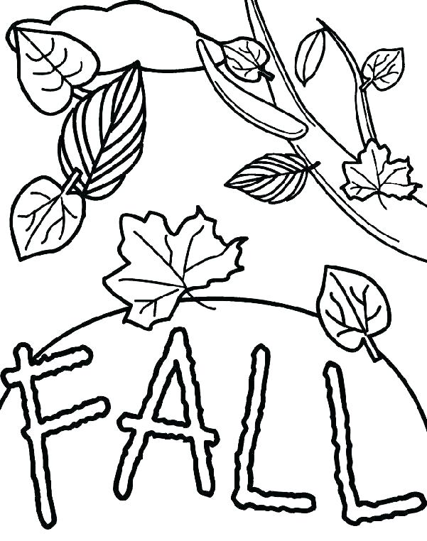 601x762 Free Printable Autumn Leaves Coloring Pages Leaf Coloring Pages