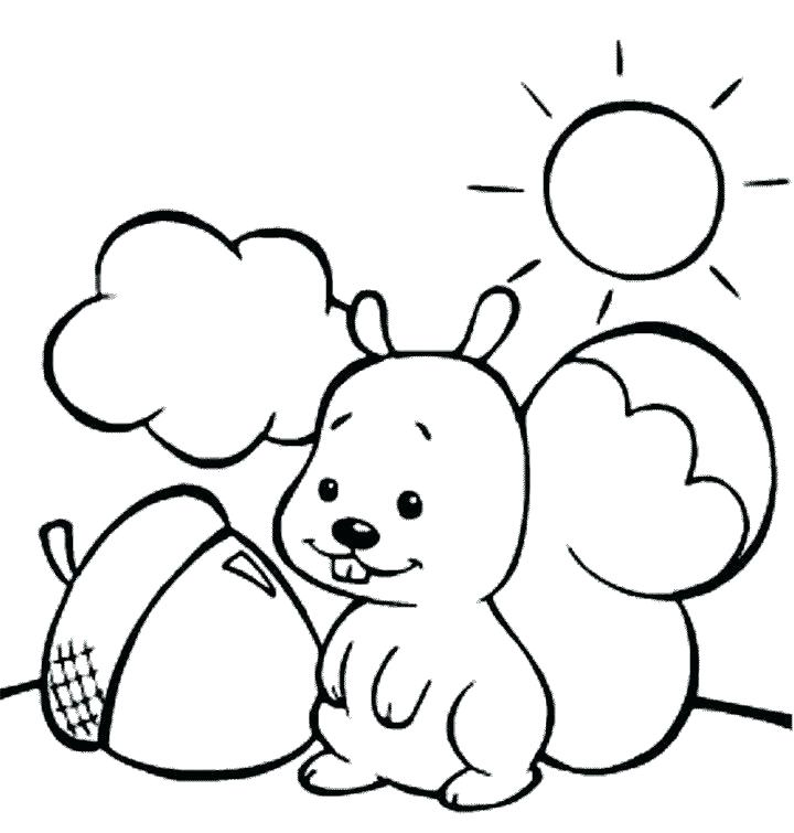 720x755 Coloring Games For Kids Free Or Fall Preschool Coloring Pages Fall