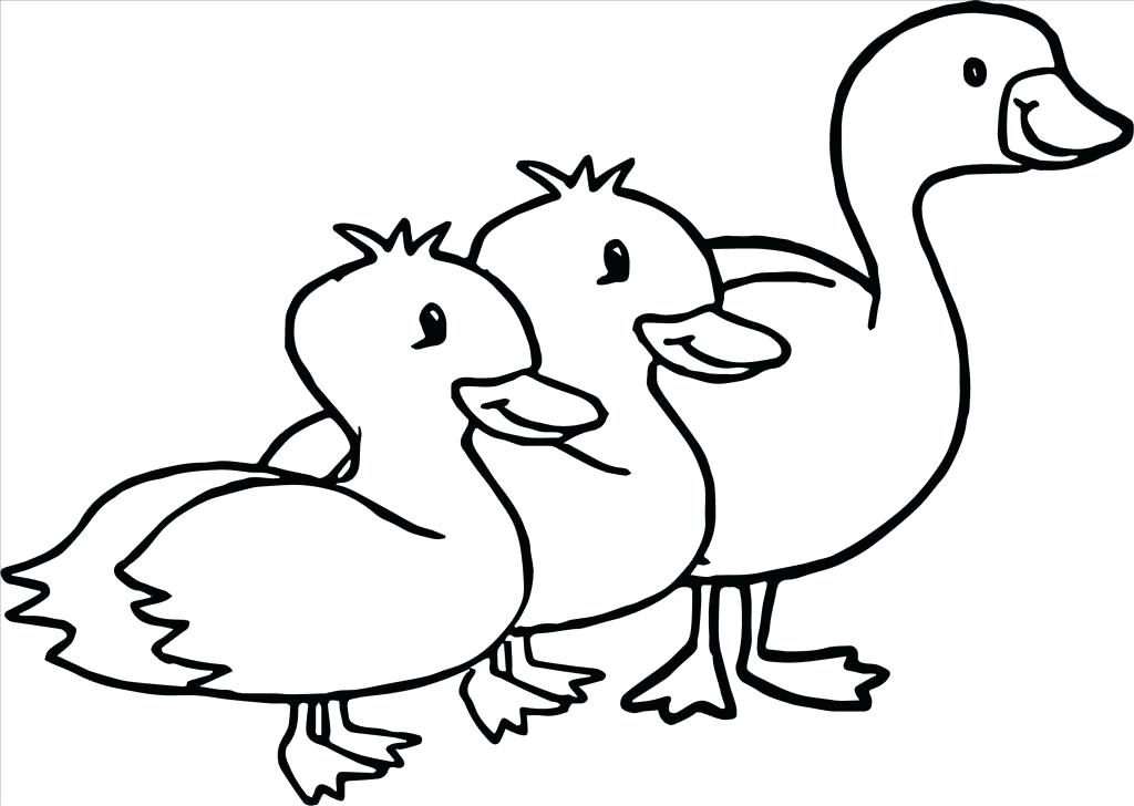 1024x728 Goose Coloring Page Great Goose Coloring Pages Imagine Goosebumps