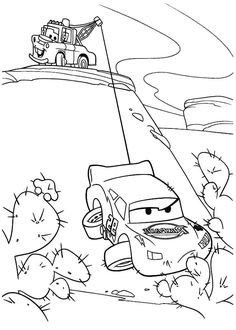 236x330 Mater, Tow Mater Feeling Sad Coloring Pages Tow Mater Feeling Sad