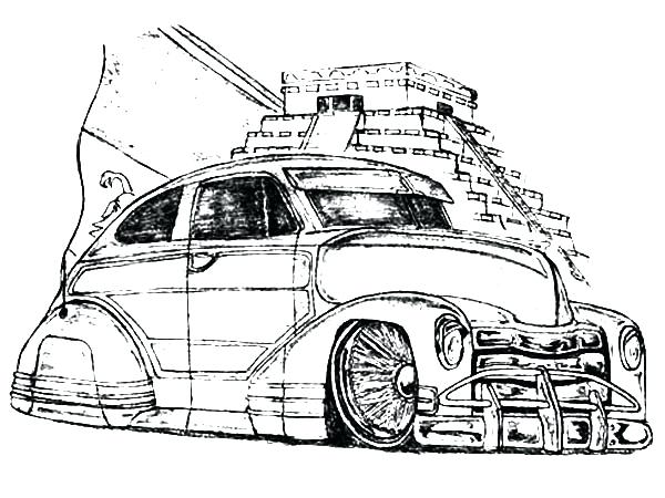 600x450 Coloring Pages For Adults Online Picture Of Cars Chevy Impala