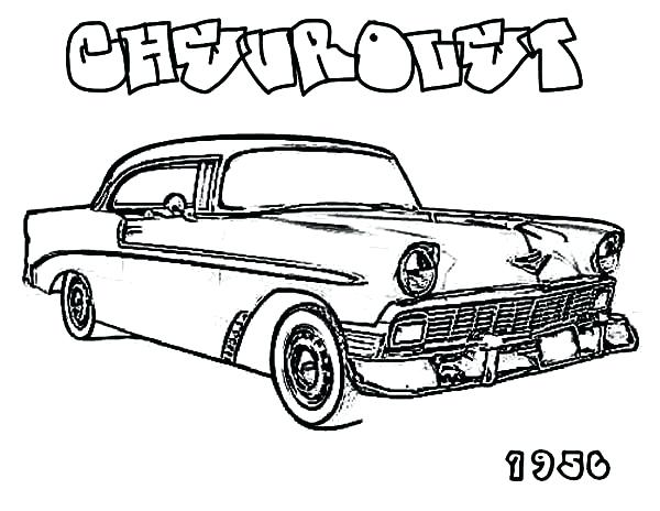 600x464 Chevrolet Coloring Pages Impala Coloring Book Page Chevrolet Truck