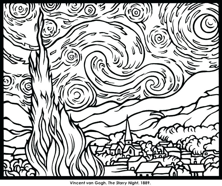 736x616 Famous Artists Coloring Pages Famous Artists Coloring Pages