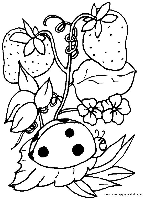 In Coloring Pages