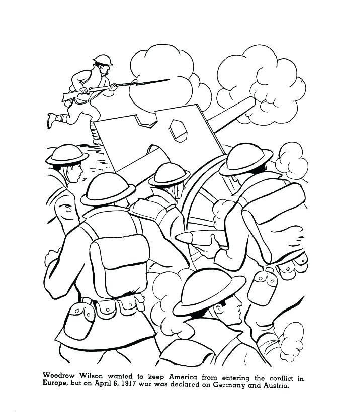670x820 Wwii Coloring Pages Beginning Of For Pearl Harbor Coloring Page