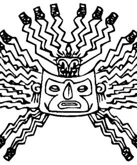 275x330 Inca Empire Coloring Page Mayans,  Aztecs, Incas