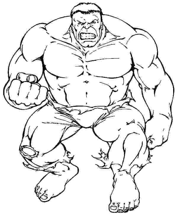 The Best Free Hulk Coloring Page Images Download From 587 Free