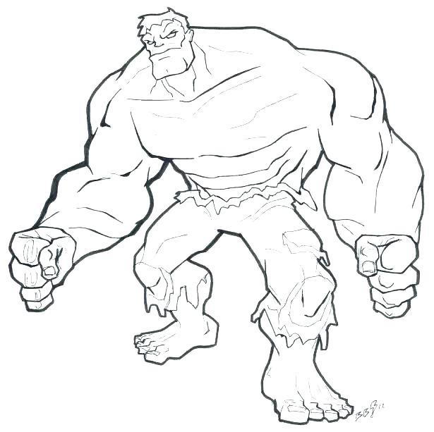 615x613 Hulk Coloring Pages Free Hulk Coloring Pages Free Coloring