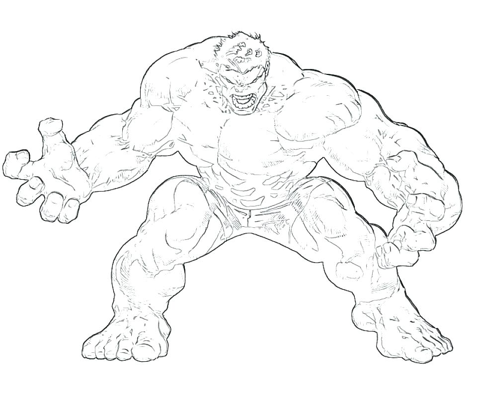 960x800 The Hulk Coloring Pages Hulk For Coloring The Hulk Coloring Pages