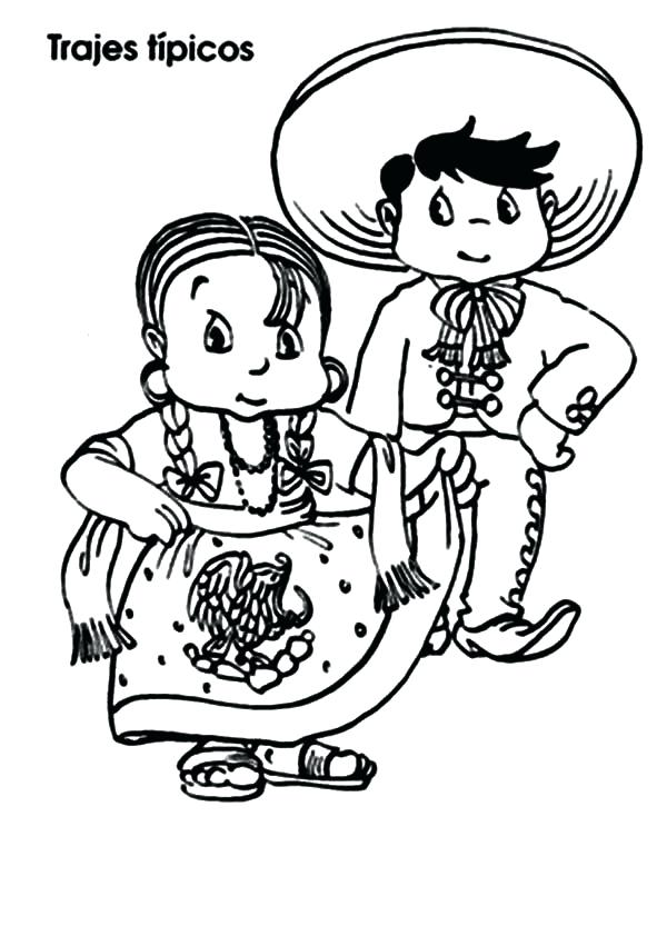 600x833 Native In Dress Coloring Pages Color Dress Native In Dress
