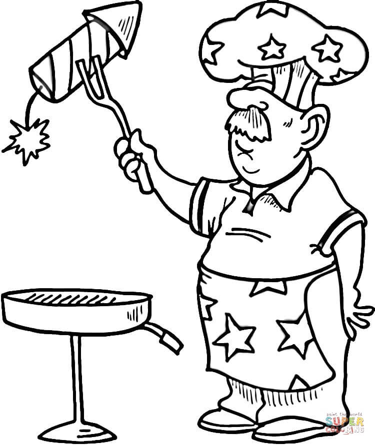 750x891 Best Independence Day Coloring Pages Independence Day Coloring