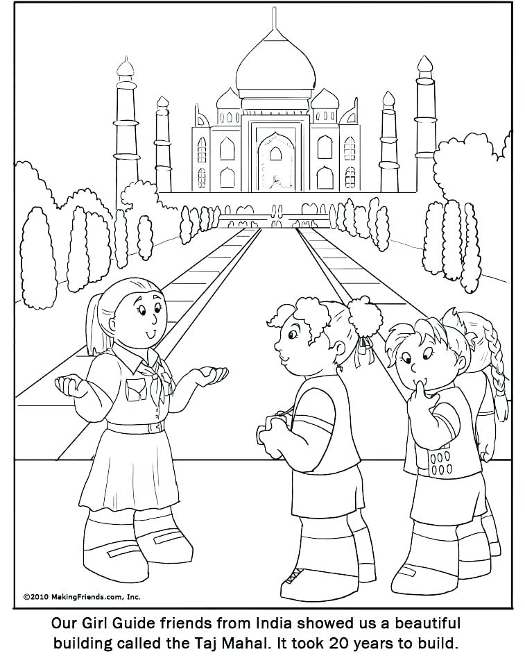 757x945 India Coloring Page Trend Coloring Pages New Page Sketch Cute