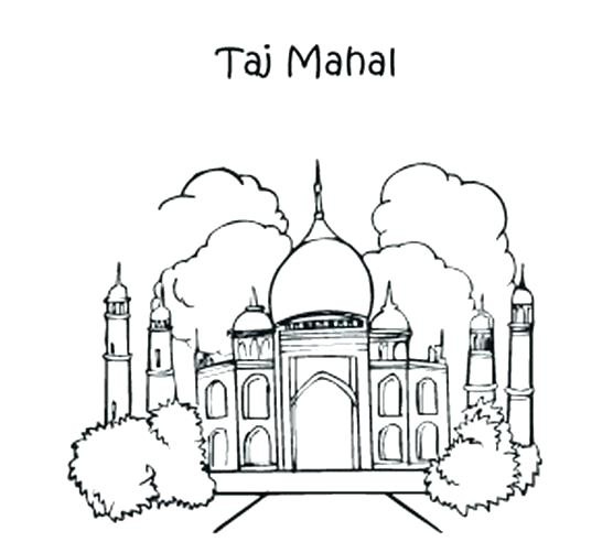 556x492 India Coloring Pages Epic Ancient Coloring Pages Print For Wonders