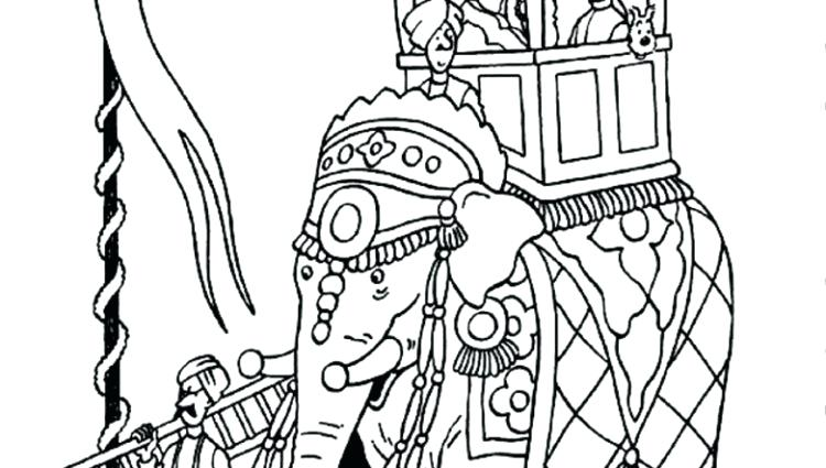 750x425 India Coloring Pages X India Coloring Pages For Adults