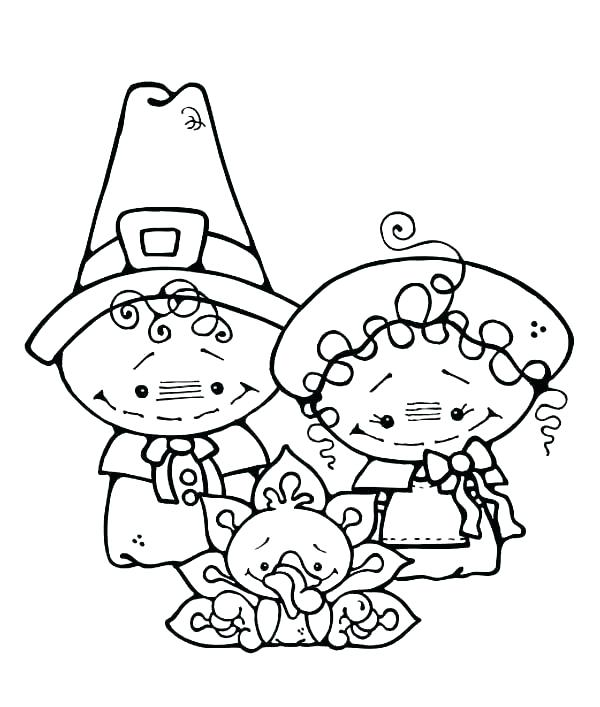 600x707 Indian Color Pages Pilgrim And Coloring Pages Pilgrim Color Pages